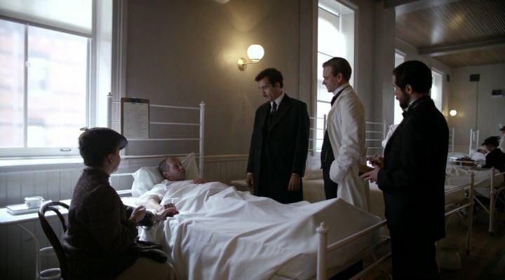 Обзор сценария 1 серии больница «Никербокер»